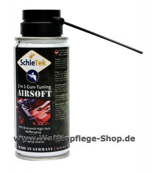 SchleTek Airsoft Gun Tuning Spray
