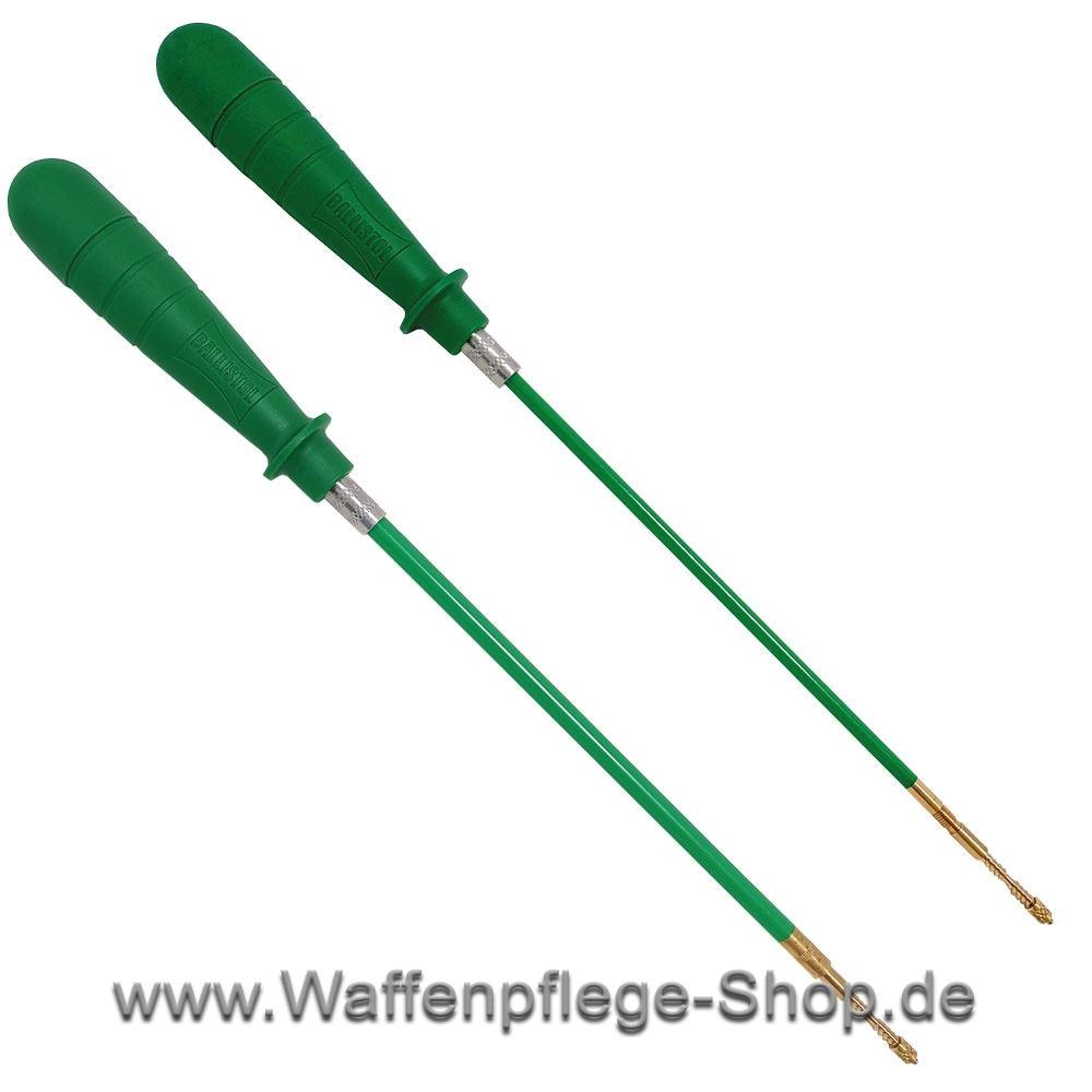 Ballistol Carbon Putzstöcke Langwaffen Büchsen 5 mm /& 7 mm inkl Filzadapter