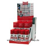Display Ballistol Öl-Spray 9 x 50 ml + 9 x 200 ml