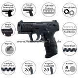 Walther P22Q Softair