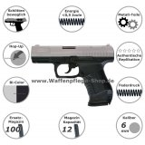 Walther P99 Bicolor Softair